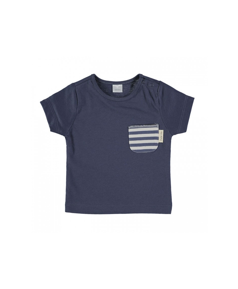 PETIT OH T-SHIRT BLUE