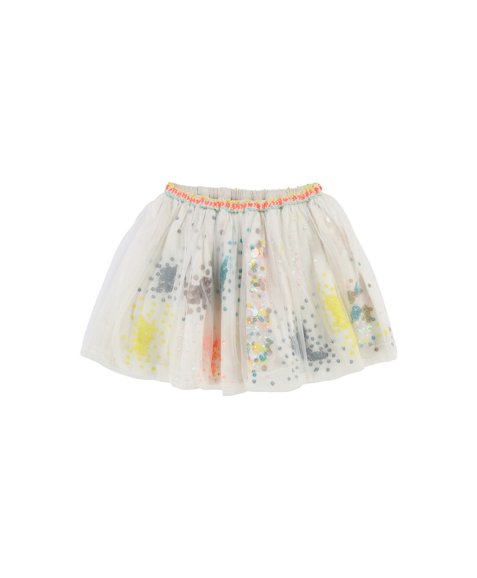BILLIEBLUSH SKIRT SEQUINS