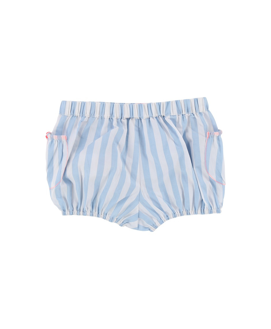 BILLIEBLUSH SHORT STRIPES ACORN