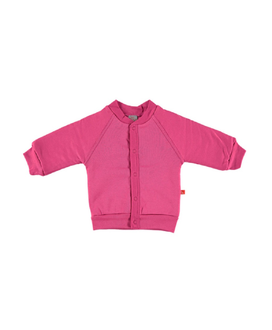 LIMO BASICS PADDED JACKET MAGENTA