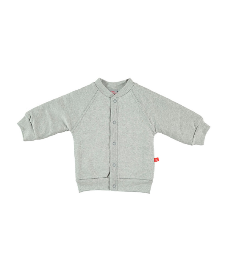 LIMO BASICS PADDED JACKET GREY