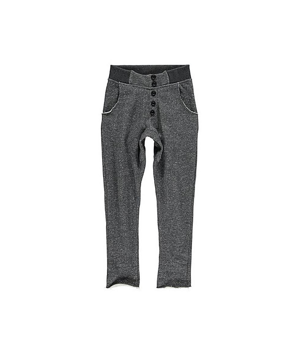 Baggy pants (mottled black)