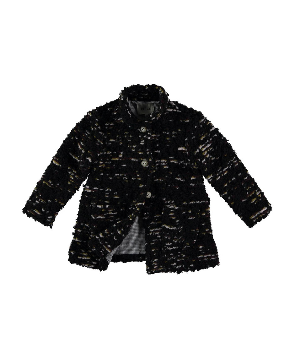BÚHO BCN JACKET BLACK