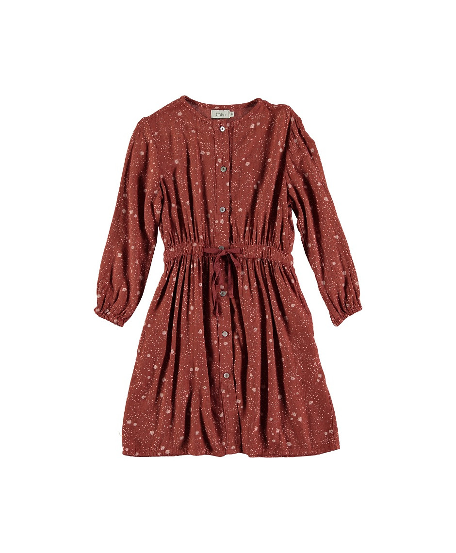 BÚHO BCN DRESS KIDS CINNAMON