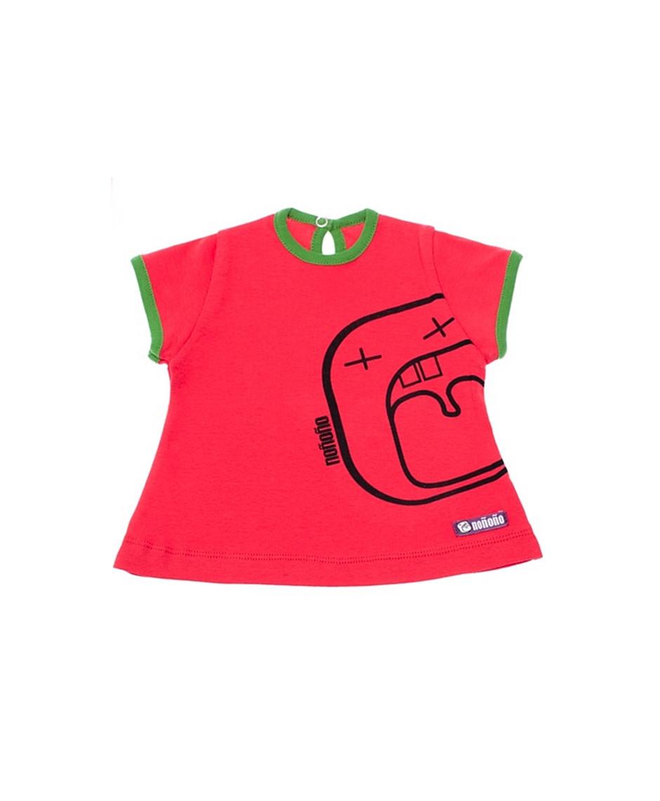 Camiseta logo niña