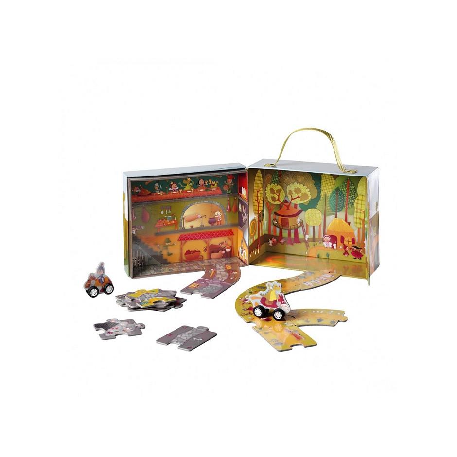 LILLIPUTIENTS PUZZLE 3D WALTER