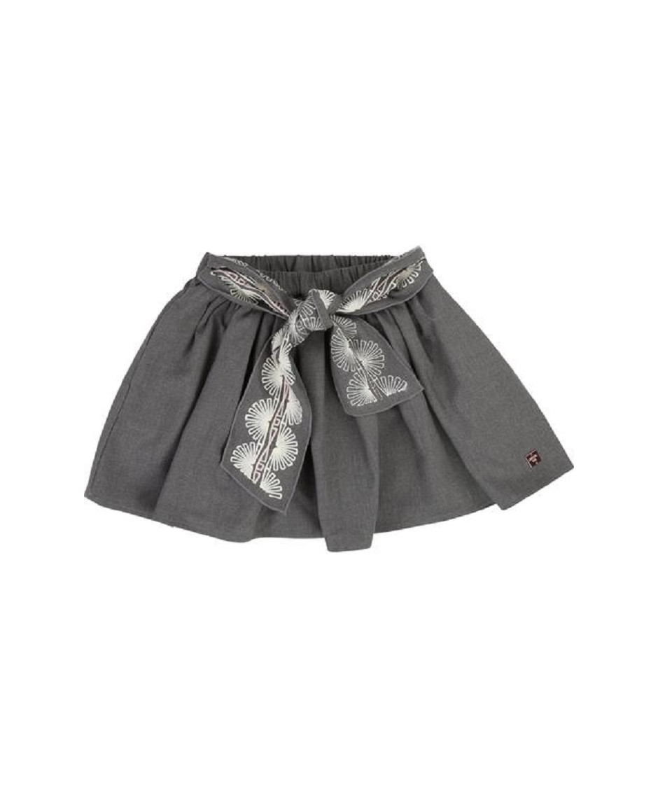 CARRÉMENT BEAU SKIRT GREY