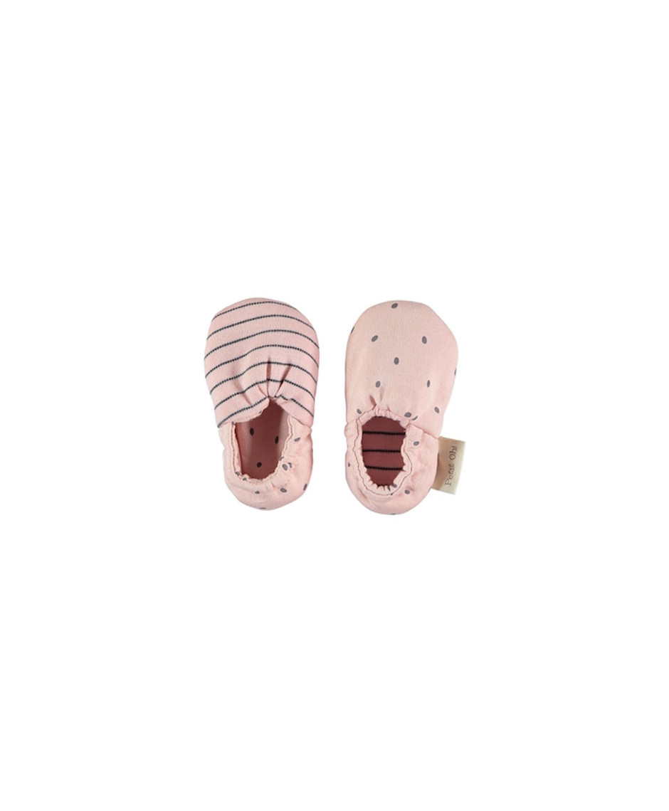 PETIT OH SHOES KAI ROSE SPOT