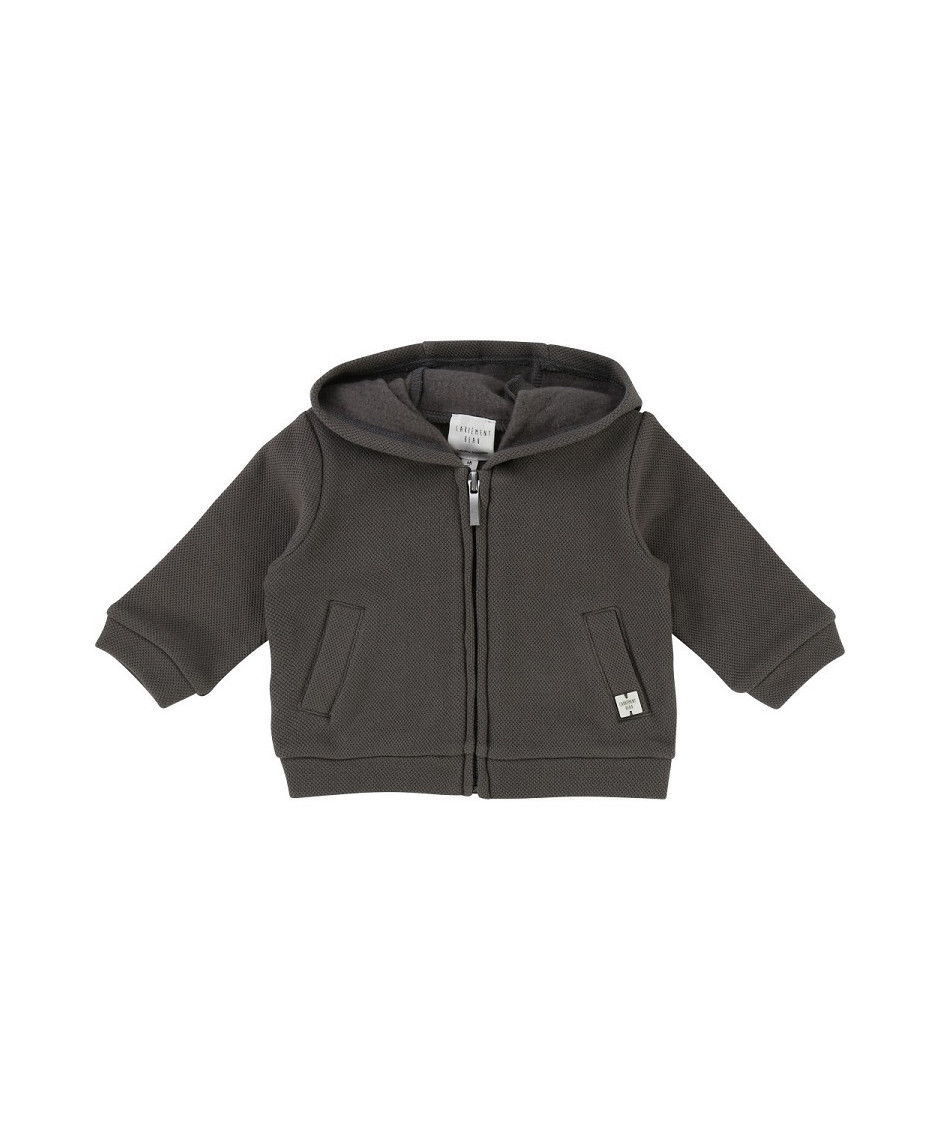 CARRÉMENT BEAU JACKET DARK GREY