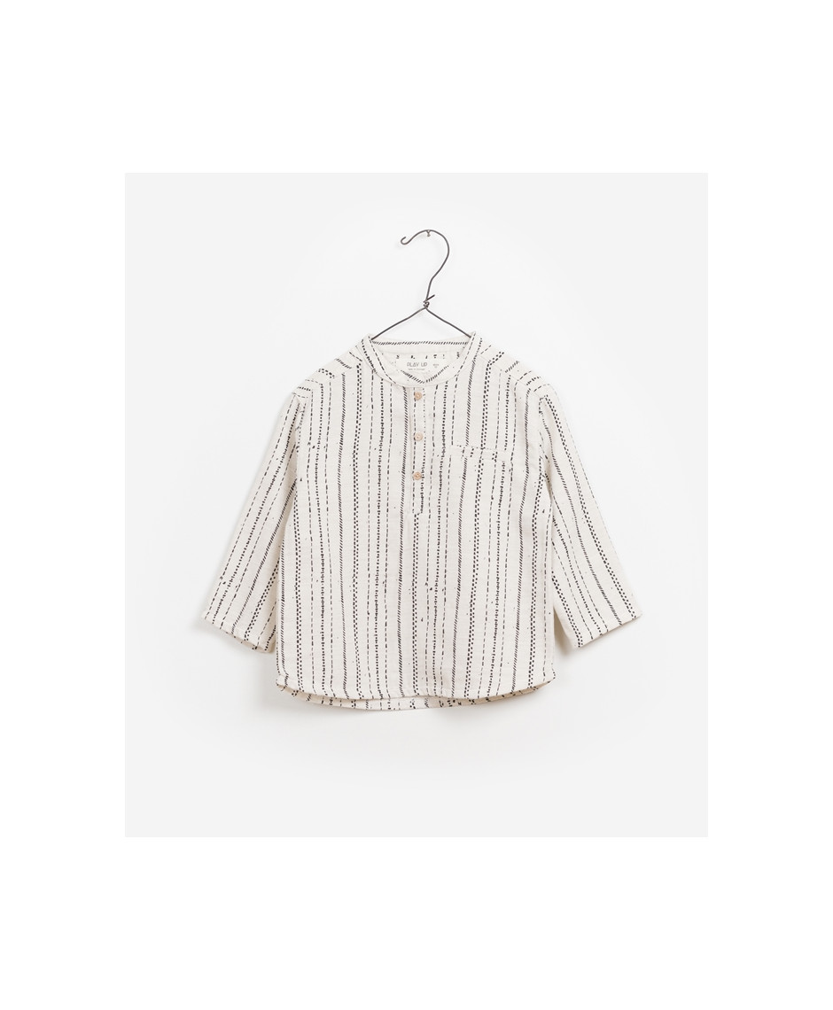 PLAY UP SHIRT KIDS BEIGE