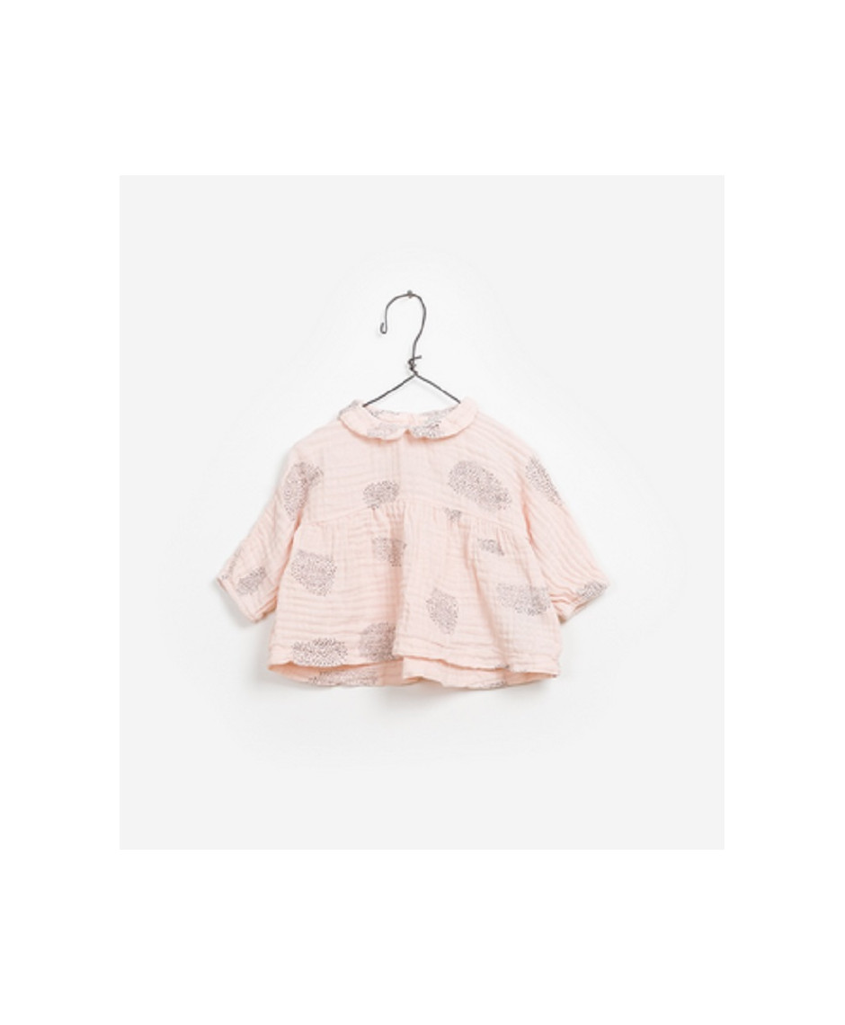PLAY UP BLOUSE TUNICA BABY PEACH