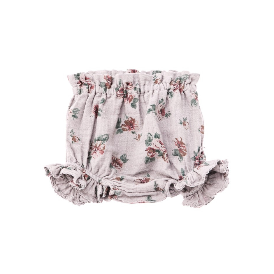 TOCOTO VINTAGE FLOWERS PRINT BLOOMER