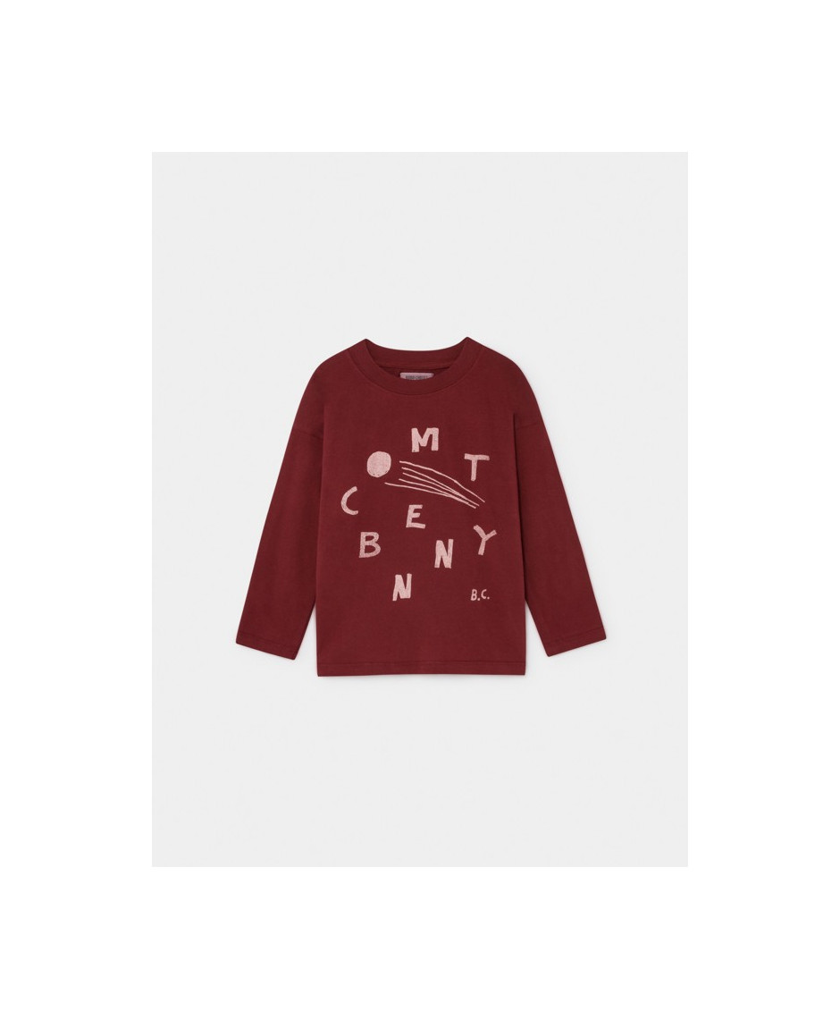BOBO CHOSES COMET BENNY LONG SLEEVE T-SHIRT