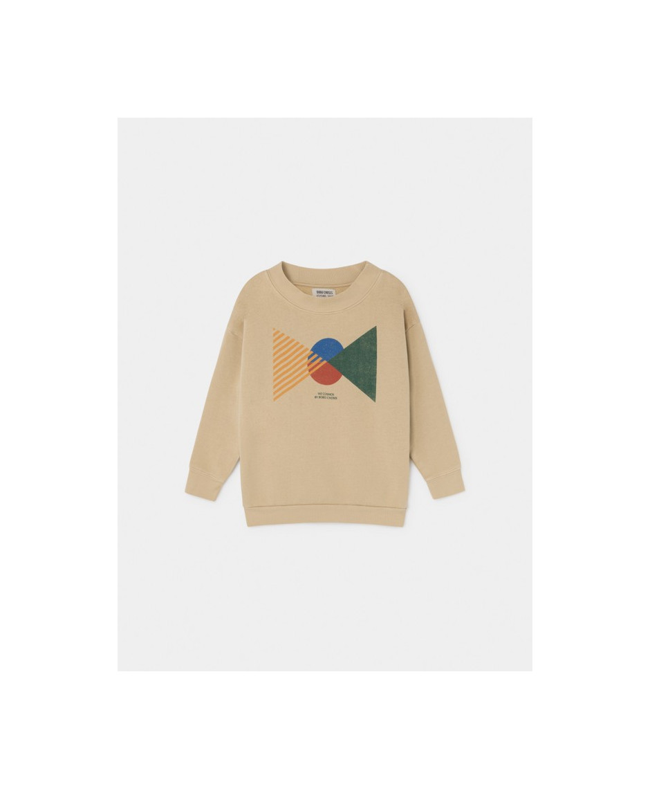 BOBO CHOSES FLAGS SWEATSHIRT