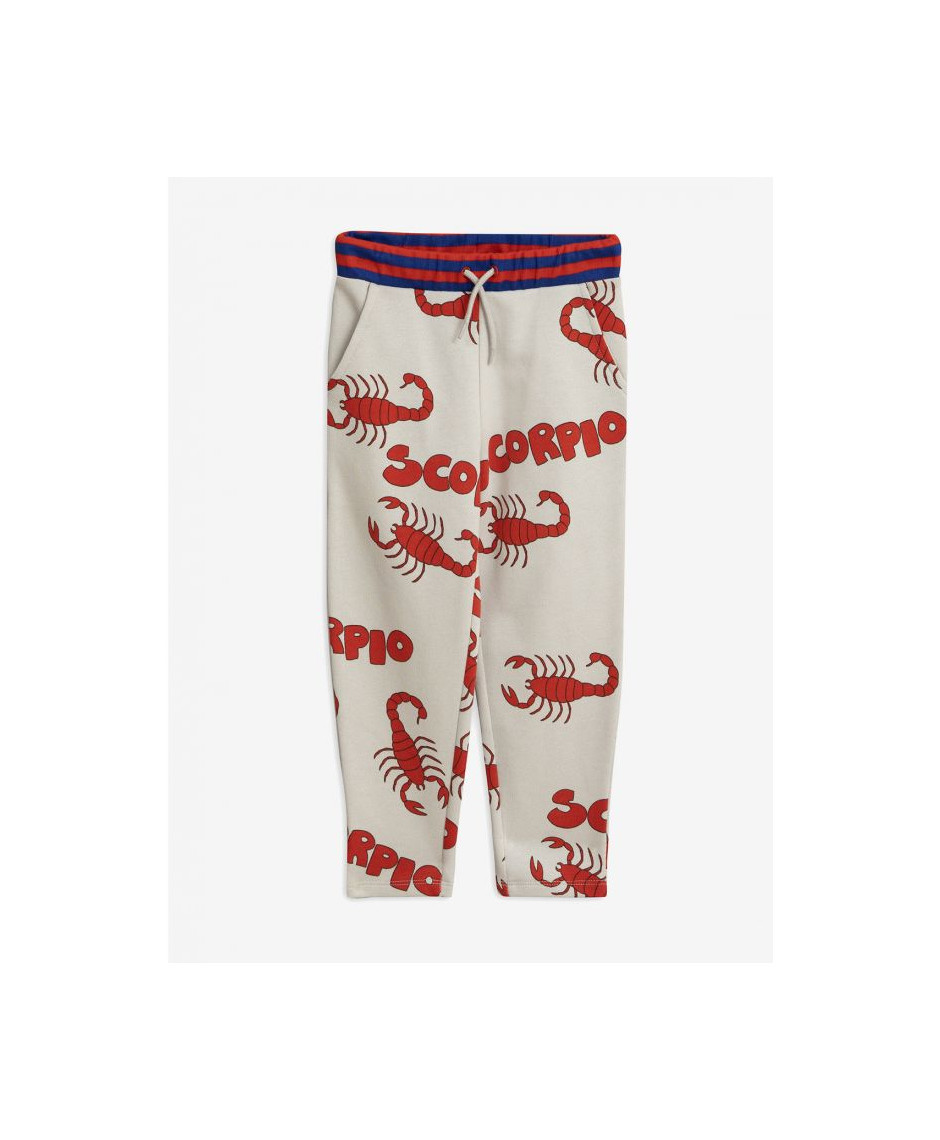 MINI RODINI SCORPIO PRINTED SWEATPANTS
