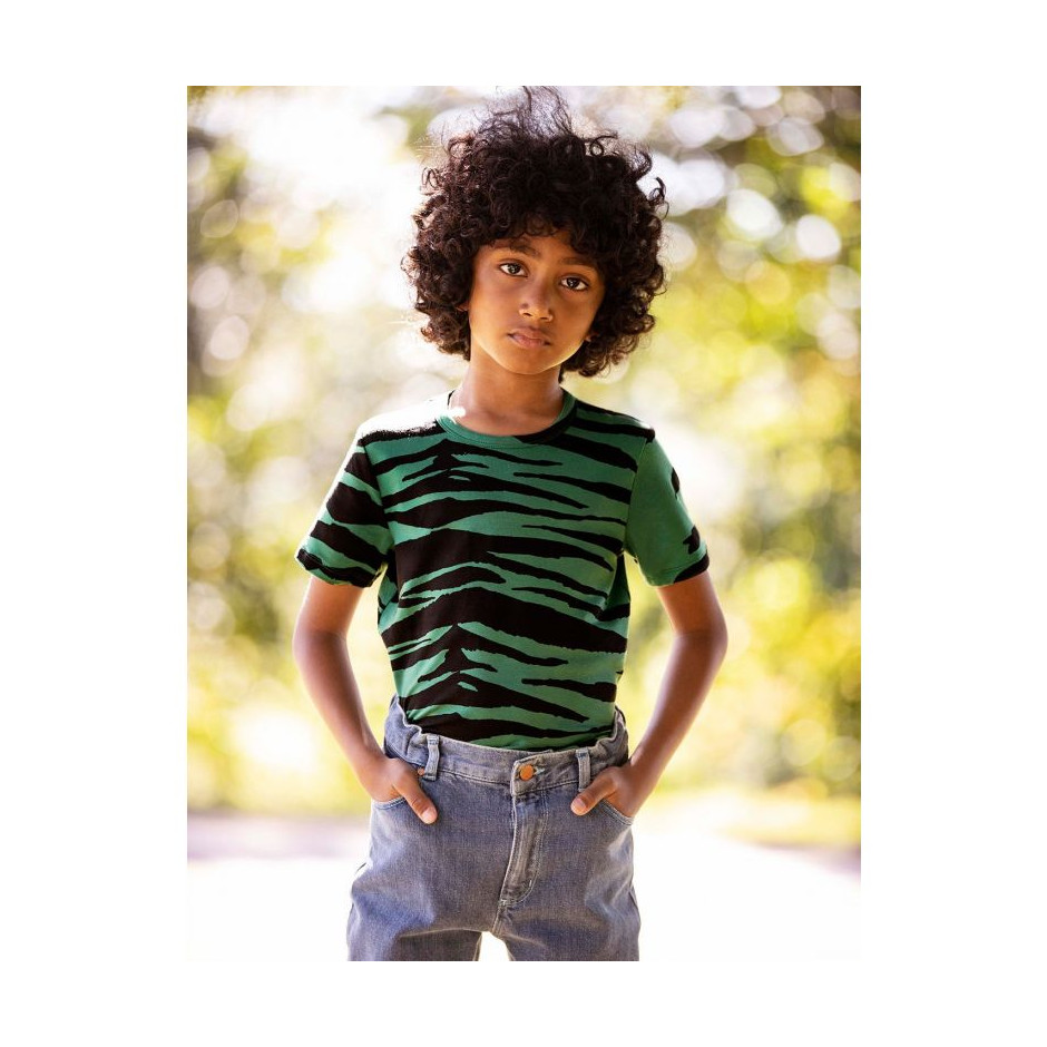 MINI RODINI Basic Tiger T-shirt