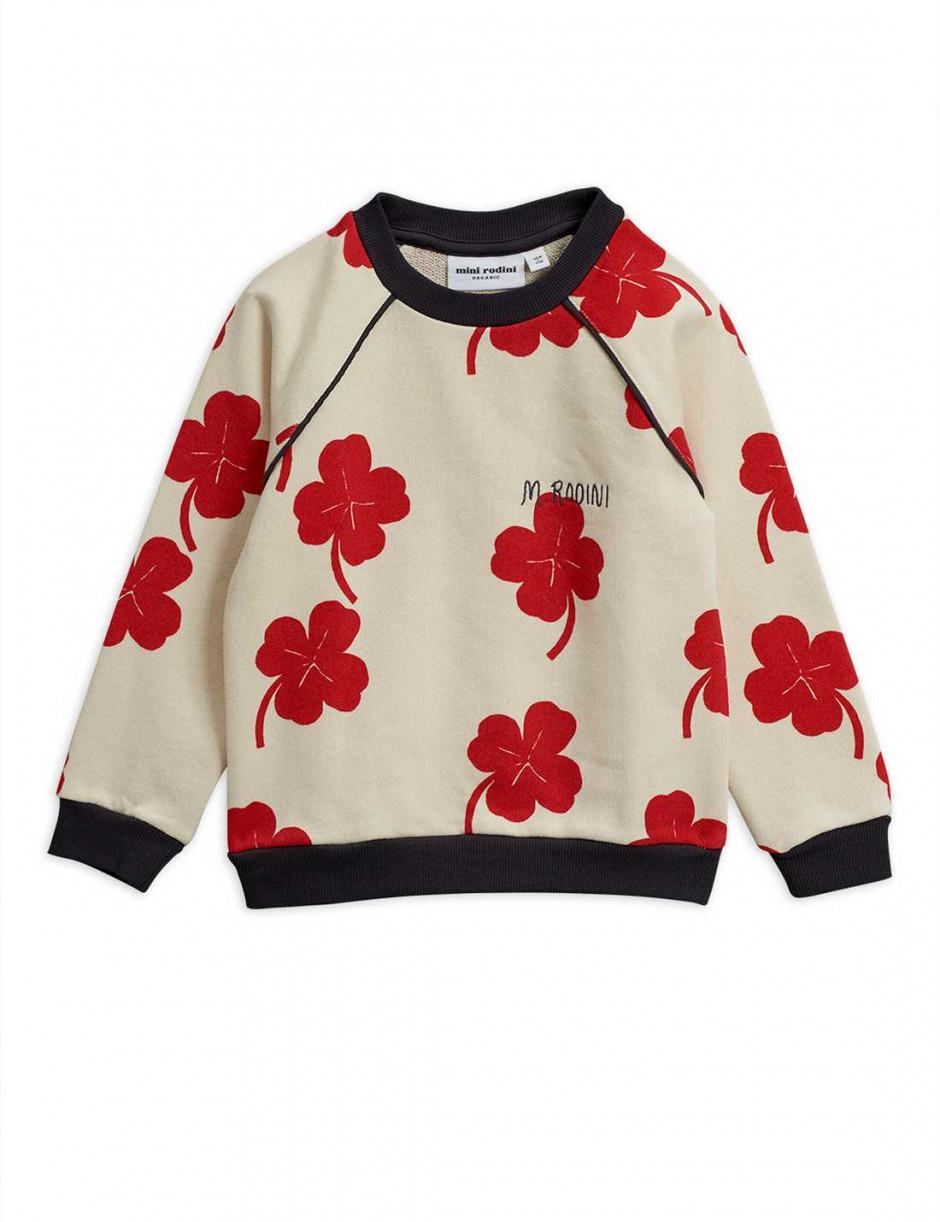 MINI RODINI Clover Sweatshirt