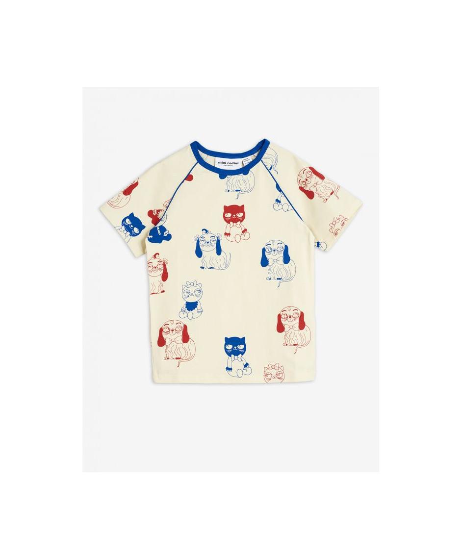 MINI RODINI Mini Babies T-shirt
