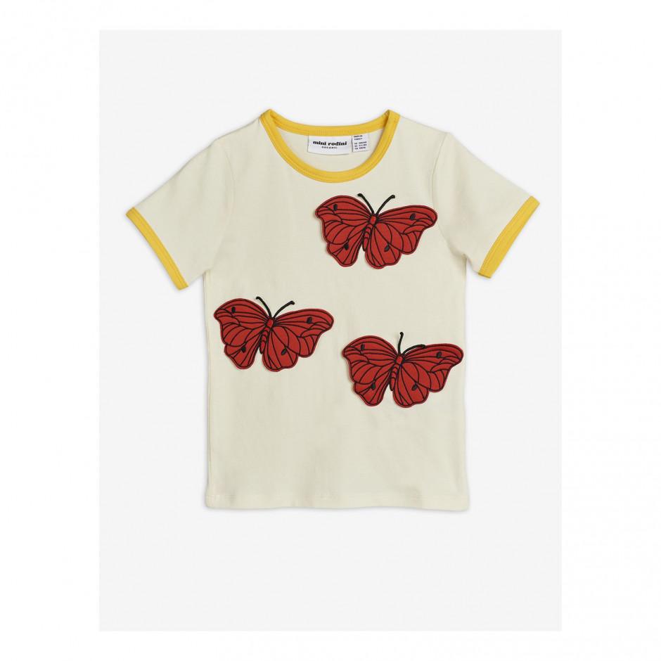 MINI RODINI Butterflies T-shirt