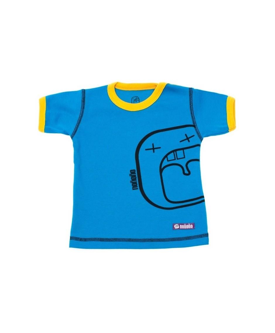 Camiseta logo niño